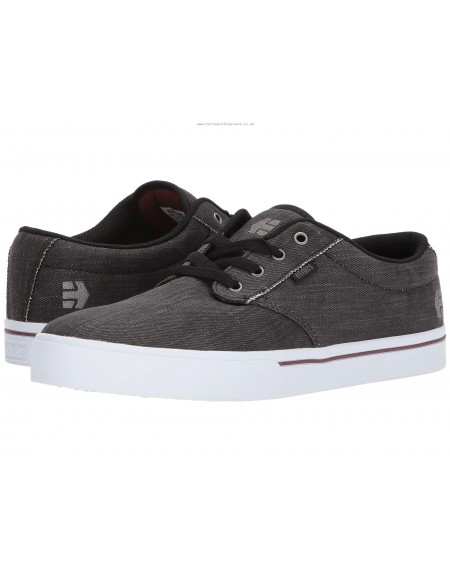 ETNIES JAMESON 2 ECO BLACK DIRTY WASH