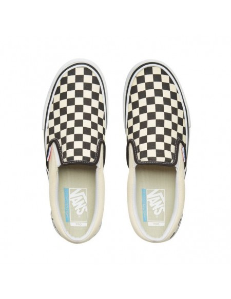 Vans Slio On Pro CHECKERBOARD