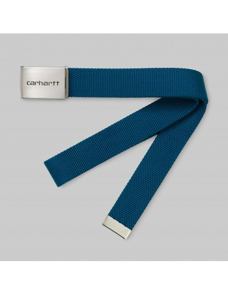Carhartt Clip Belt Chrome Corse