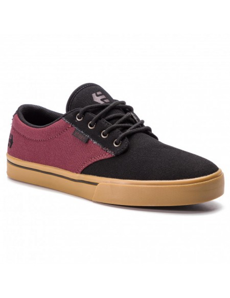Etnies Jameson 2 Eco Black red gum