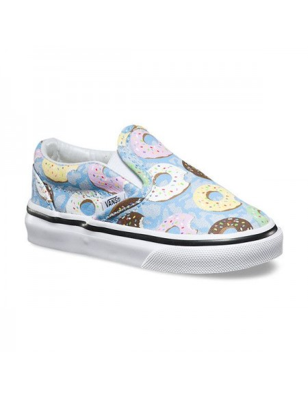 Vans CLassic Slip-On (late night) Skyway Donuts