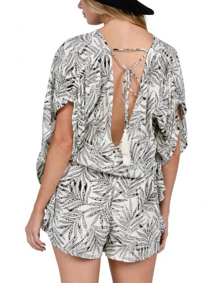 Volcom Fox Tail Palm Romper