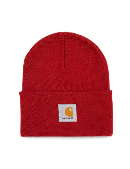 Carhartt Acrylic Watch Hat Red